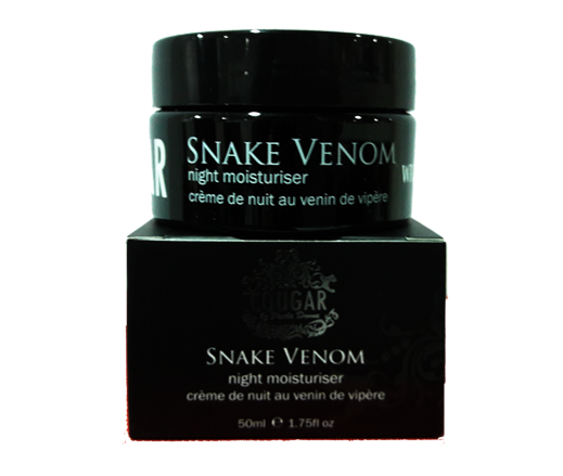 SNAKE VENOM - WRINKLE LIFTER NIGHT MOISTURIZER CREAM