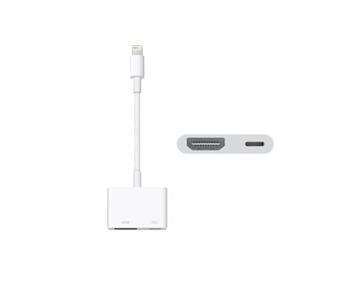 ابل - وصلة لايتننج إلى HDMI دجيتال - MD826ZM/A