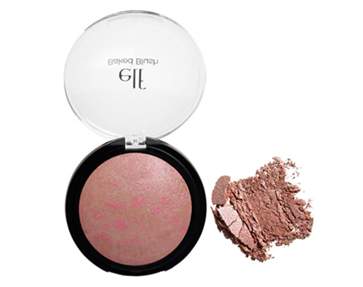 أحمر خدود مع إضاءة - e.l.f. Studio Baked Blush , Passion Pink