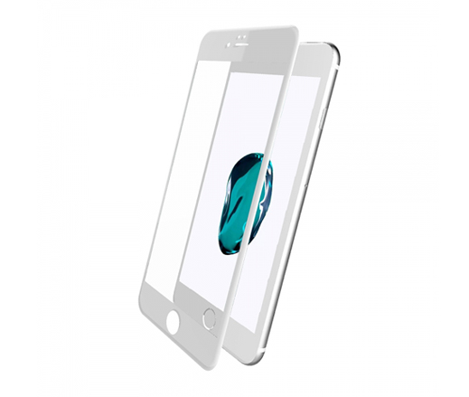 iPhone7 3D Soft Edge Full Cover Glass 0.3mm (WHITE)