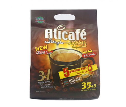 Alicafe Classic 3 in1 Coffee 35 +5 Sachets