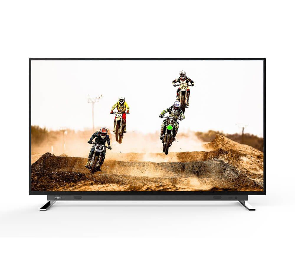 تلفزيون توشيبا الذكي49U7750VE ، بحجم 49 بوصة،
