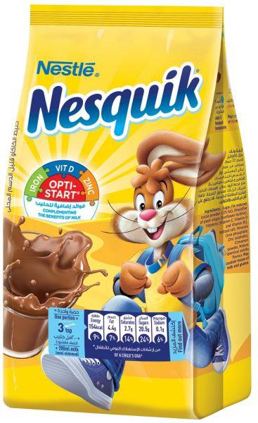 نستلة - نسكويك أوبتي ستار - بودرة الشوكولاتة - 200 جم