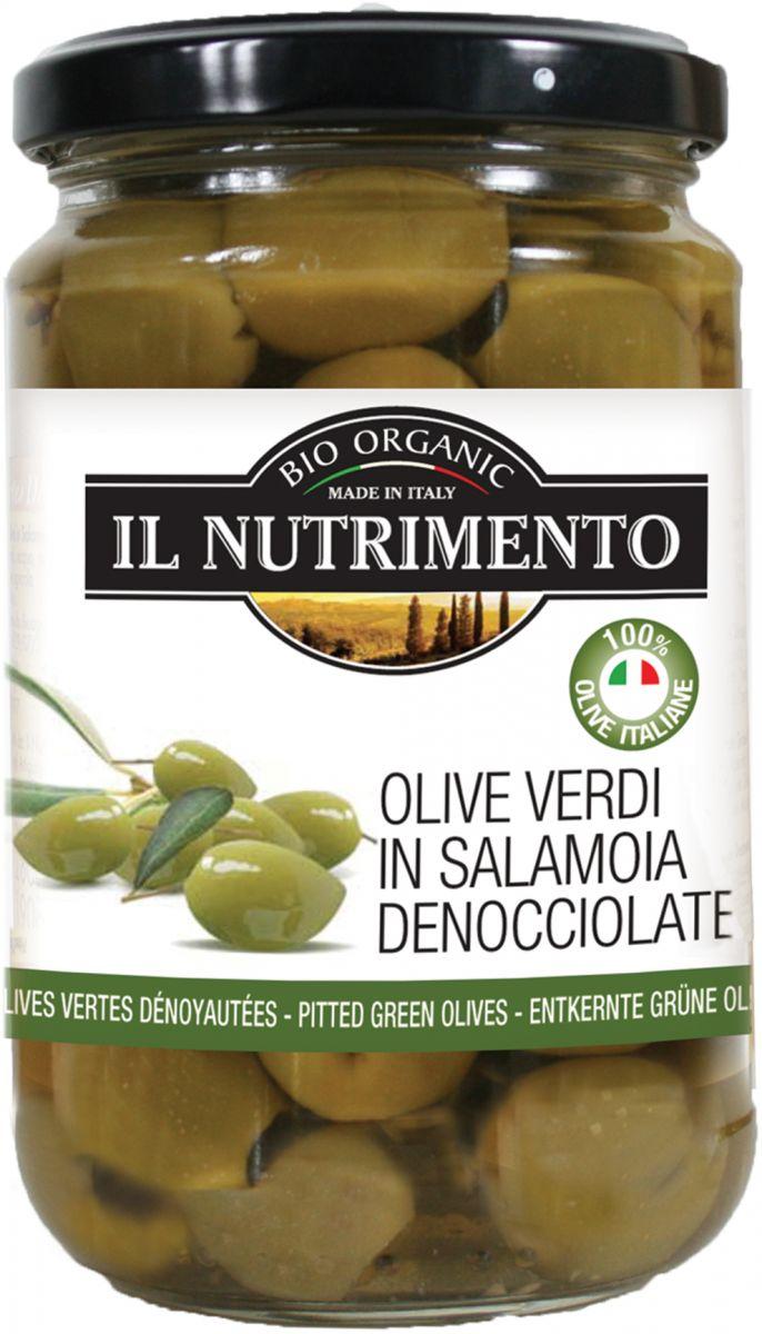 زيتون اخضر ايطالي بدون نواة من بروبايوس ، 280 مل