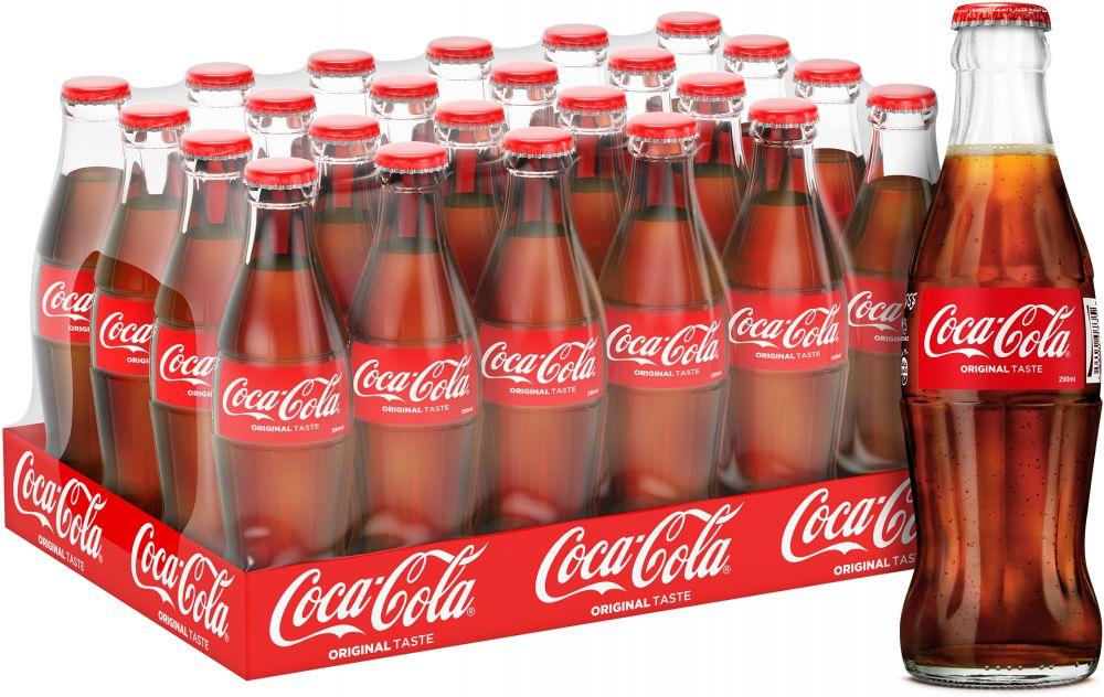 كوكاكولا مشروب غازي 24×250 مل