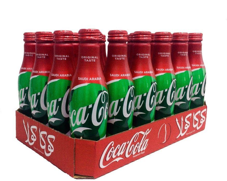كوكاكولا مشروب غازي، 24 عبوة، 250 مل