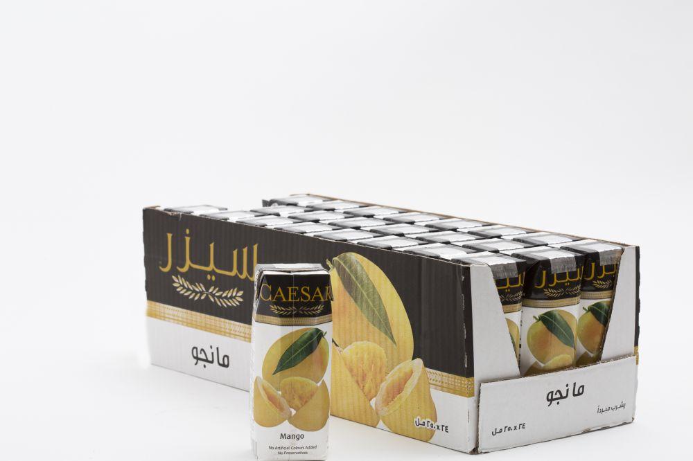 سيزر عصير المانجو 24 في 250 مل