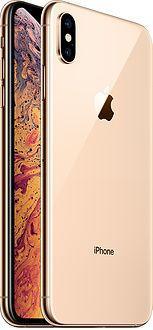 ابل ايفون Xs ماكس بدون فيس تايم - 256 جيجا، الجيل الرابع ال تي اي، ذهبي