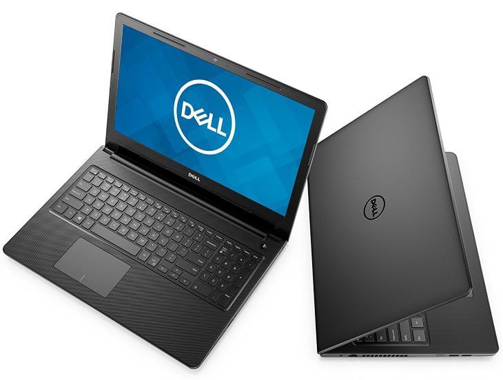الكمبيوتر المحمول طراز Inspiron 3567 من Dell - Intel i3-6006U ، بسرعة 2.0 جيجاهرتز 4 جيجابايت 1 تيرابايت ، 15.6 بوصة ، لوحة مفاتيح Eng - Ar ، DOS ، أسود