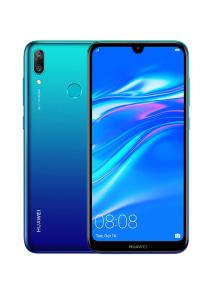 هواوي ،واي 9 اصدار 2019 ،سعة 128 جيجابايت ،أزرق ،الجيل الرابع 4G