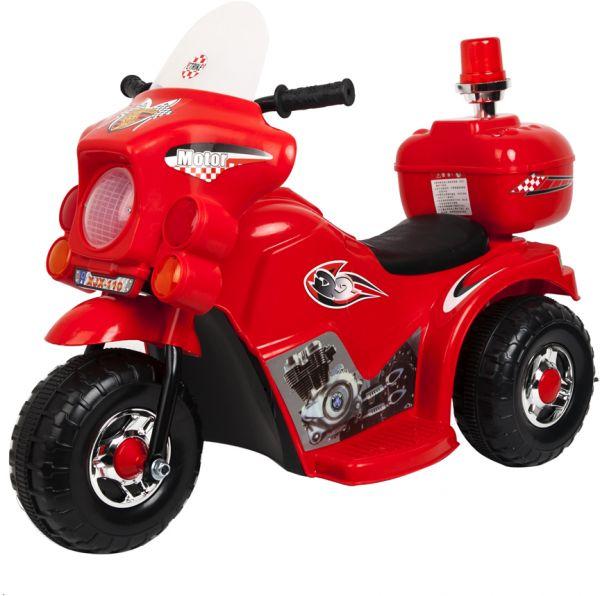 دراجة ركوب للاطفال، احمر